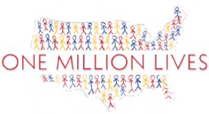 One Million Lives Logo